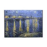 Van Gogh: Noche estrellada sobre el Rhone iPad Mini Cárcasa