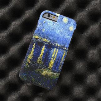Van Gogh - noche estrellada sobre el Rhone Funda Resistente iPhone 6