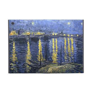 Van Gogh: Noche estrellada sobre el Rhone iPad Mini Protector