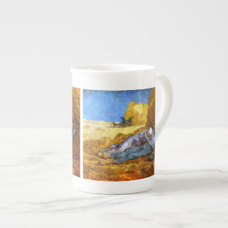 Van Gogh: Noon Rest from Work Tea Cup