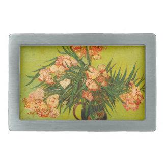 Van Gogh Oleanders Belt Buckle