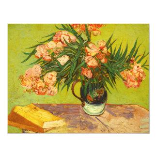 Van Gogh Oleanders Invitations
