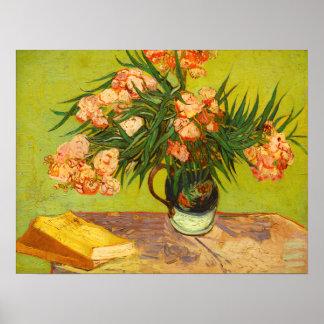 Van Gogh Oleanders Poster