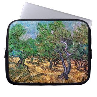 Van Gogh - Olive Grove Computer Sleeve