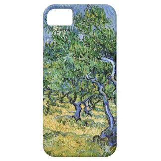 Van Gogh Olive Grove iPhone SE/5/5s Case