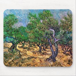 Van Gogh - Olive Grove Mouse Pad