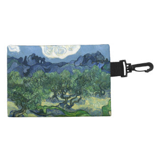 Van Gogh | Olive Trees | 1889 Accessory Bag