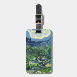 Van Gogh | Olive Trees | 1889 Bag Tag