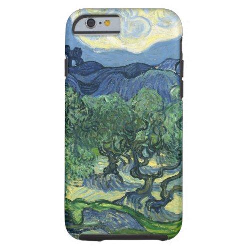 Van Gogh   Olive Trees   1889 Phone Case