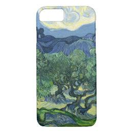 Van Gogh | Olive Trees | 1889 iPhone 8/7 Case