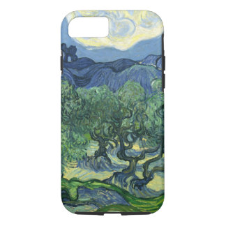 Van Gogh | Olive Trees | 1889 iPhone 8/7 Case
