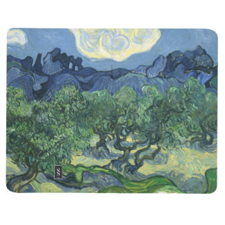 Van Gogh | Olive Trees | 1889 Journal
