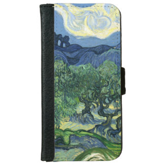 Van Gogh | Olive Trees | 1889 Wallet Phone Case For iPhone 6/6s