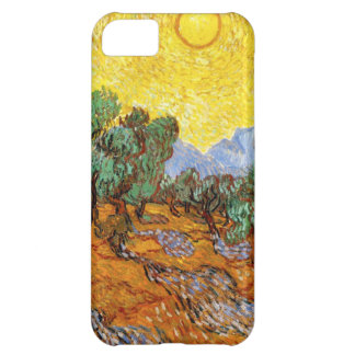 Van Gogh Olive Trees iPhone Case