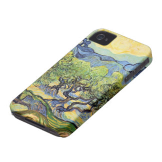 Van Gogh Olive Trees, Vintage Fine Art iPhone 4 Cover