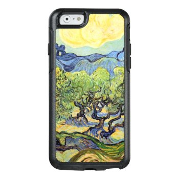 Van Gogh Olive Trees W Alpilles  Vintage Fine Art Otterbox Iphone 6/6s Case by VanGogh_Gallery at Zazzle