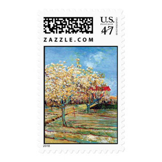 Van Gogh - Orchard In Blossom Postage