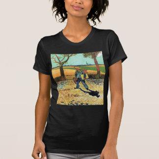 Van Gogh - Painter On His Way To Work Shirt