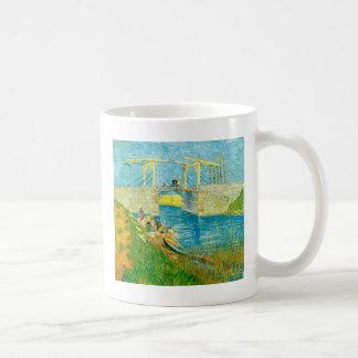 Van Gogh Painting Langlois Brige at Arles Coffee Mug