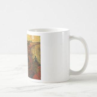 Van Gogh Painting: The Red Vineyard Coffee Mug