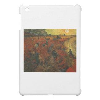 Van Gogh Painting: The Red Vineyard iPad Mini Cases
