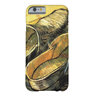 Van Gogh Pair of Leather Clogs, Vintage Still Life Barely There iPhone 6 Case