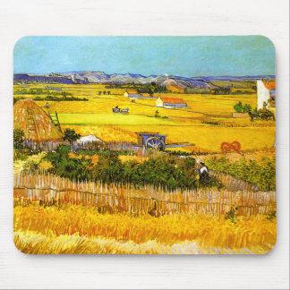 Van Gogh: Paisaje cerca de Arles Alfombrilla De Raton