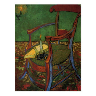 Van Gogh Paul Gauguin s Armchair Vintage Art Postcards