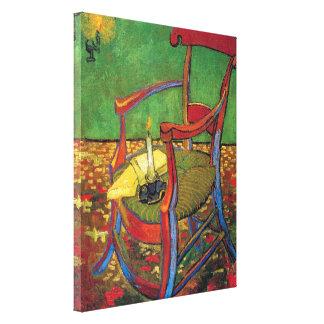 Van Gogh - Paul Gauguin's Armchair Canvas Prints