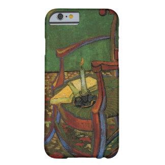 Van Gogh Paul Gauguin's Armchair, Vintage Art Barely There iPhone 6 Case