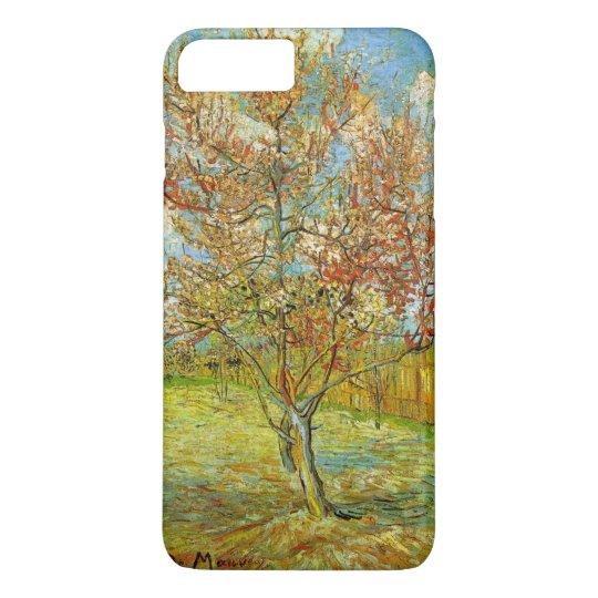 Van Gogh Pink Peach Tree in Blossom, Fine Art iPhone 8 Plus/7 Plus Case