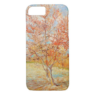 Van Gogh Pink Peach Tree in Blossom iPhone 7 case