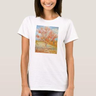 Van Gogh Pink Peach Tree in Blossom T-shirt
