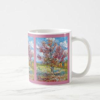 Van Gogh - Pink Peach Trees Coffee Mug