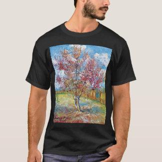 Van Gogh - Pink Peach Trees T-Shirt