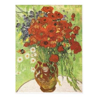 Van Gogh Poppies Postcards