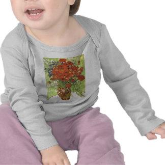 Van Gogh Poppies Tshirts