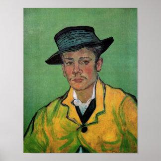 Van Gogh Portrait of Armand Roulin Poster