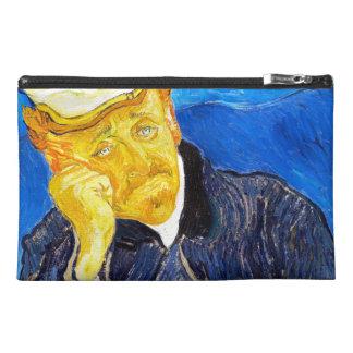 Van Gogh   Portrait of Dr. Gachet Travel Accessories Bags