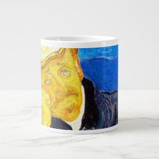 Van Gogh | Portrait of Dr. Gachet Large Coffee Mug