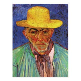 Van Gogh; Portrait of Patience Escalier Shepherd Postcard
