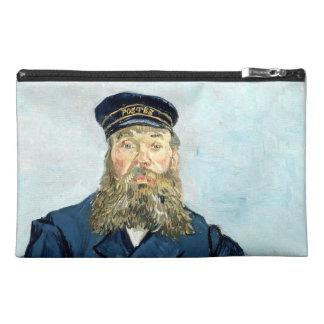 Van Gogh   Portrait of the Postman Joseph Roulin Travel Accessory Bag