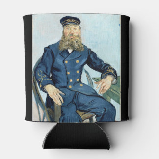 Van Gogh | Portrait of the Postman Joseph Roulin Can Cooler
