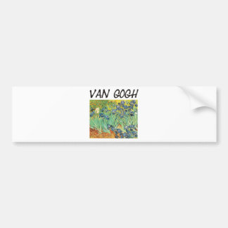 Van Gogh Products & Designs! Bumper Sticker