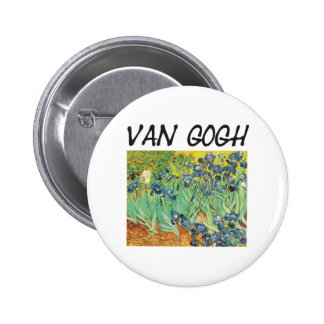 Van Gogh Products & Designs! Buttons