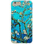 Van Gogh - ramas con los flores de la almendra Funda De iPhone 6 Plus Barely There