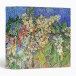 Van Gogh; Ramas florecientes de la castaña