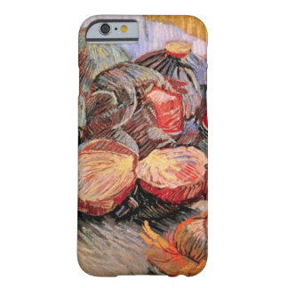 Van Gogh Red Cabbages Onions, Vintage Still Life Barely There iPhone 6 Case