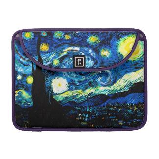 Van Gogh Redone Sleeve For MacBook Pro