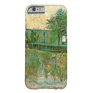 Van Gogh Restaurant la Sirene, Asnieres, Fine Art Barely There iPhone 6 Case